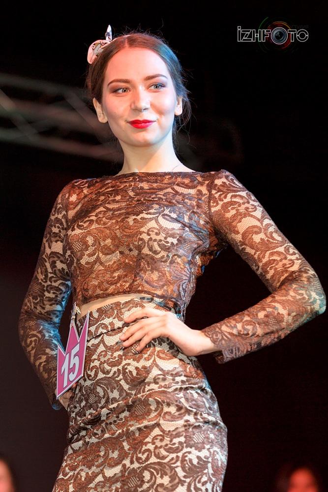Финал Мисс старшеклассница Ижевск Фото