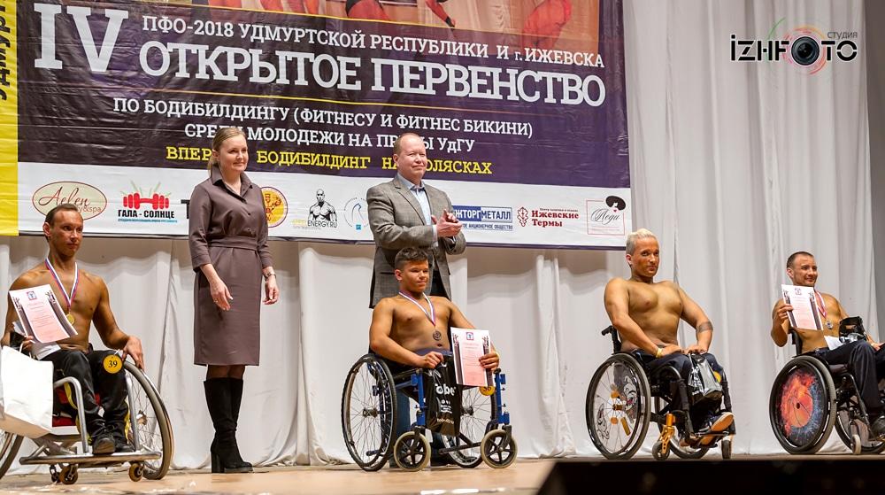 Соревнования по бодибилдингу Ижевск
