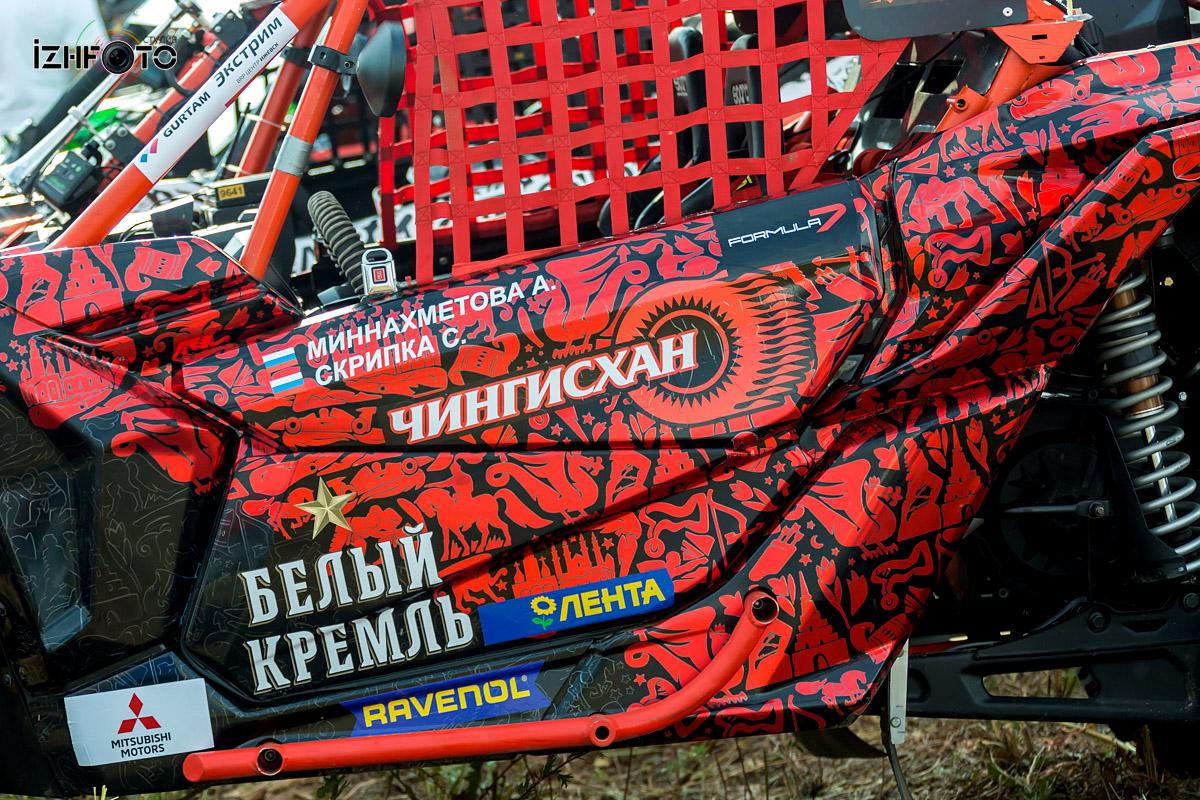 Квадросерия Can-Am X Race 2018