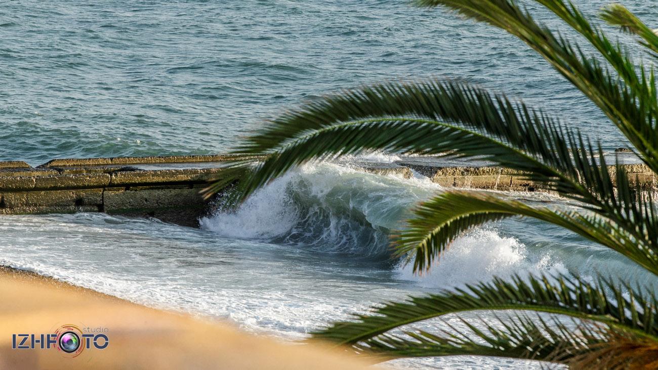 Пляж Заполярье Сочи