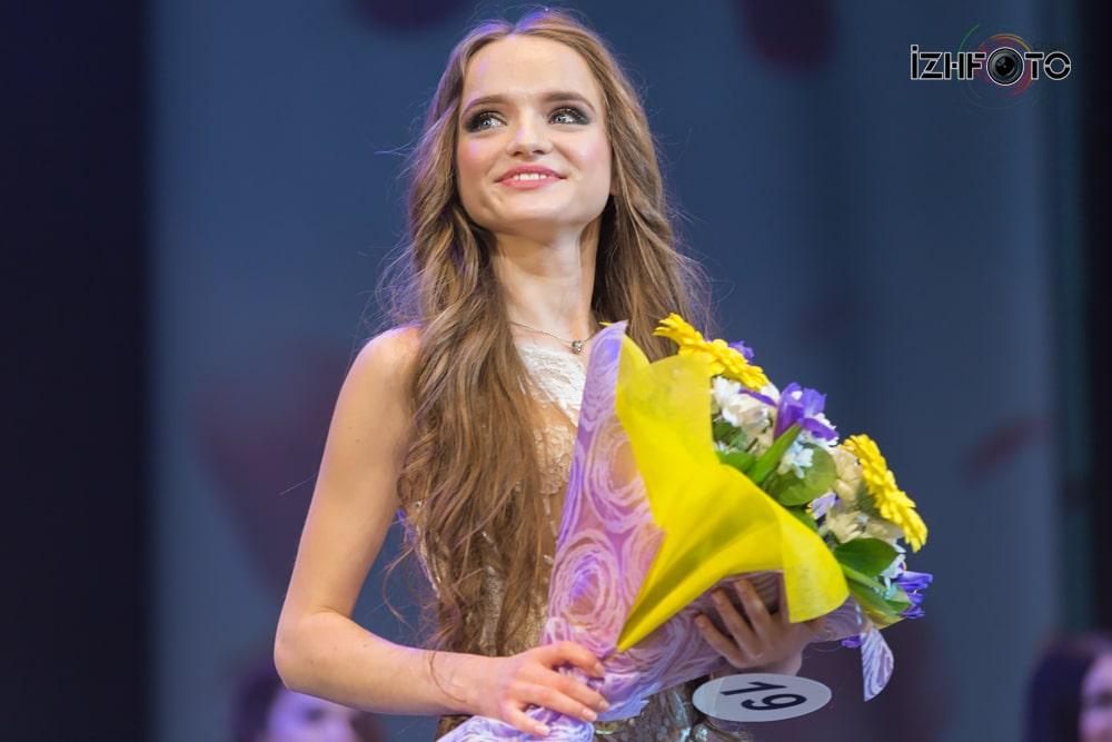 Мисс Русское радио 2017 в Ижевске