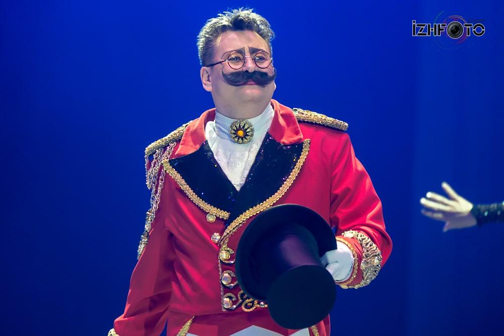 Фестиваль Цирк Ижевск 2018
