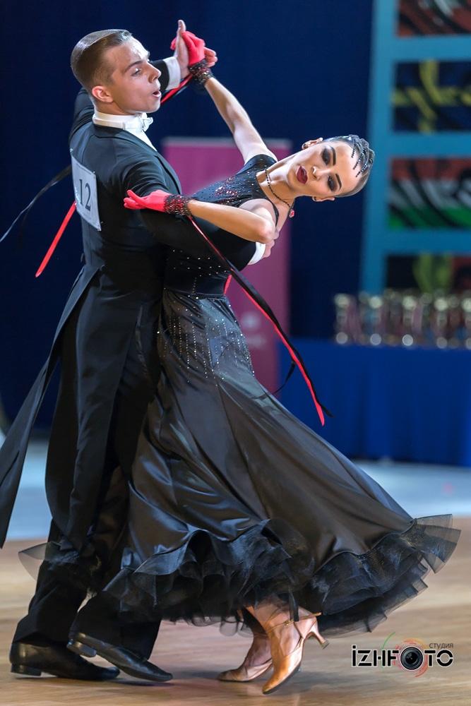 Бальные танцы 2018 Фото