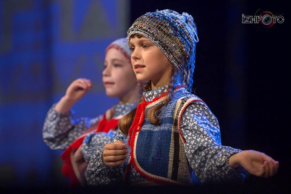 Театр мод Золотая шпилька Якшур-Бодья