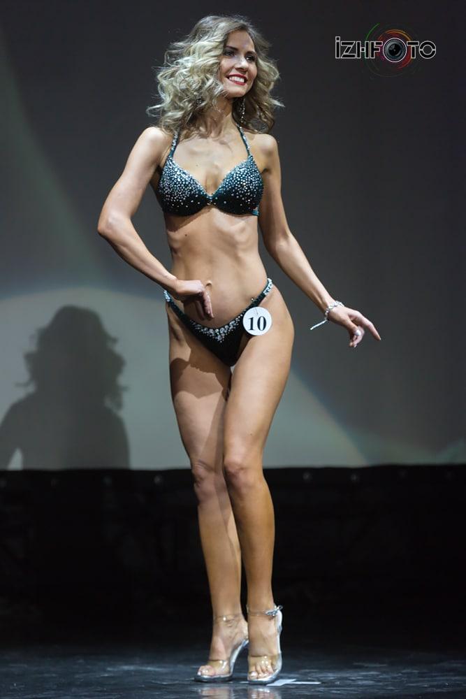 Мисс Бикини Фитнес-клуб Атлантис Ижевск