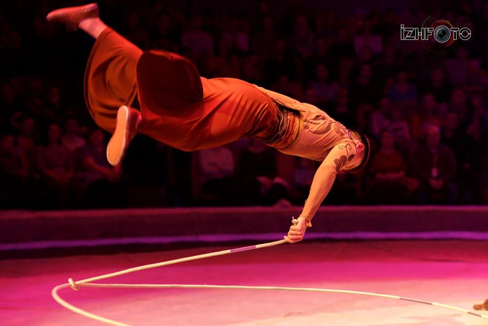 Фестиваль Ижевск цирк 2017