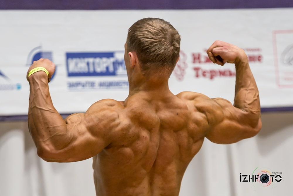 Чемпионат Приволжья по бодибилдингу