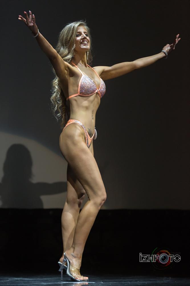 Мисс Бикини Фитнес-клуб Атлантис