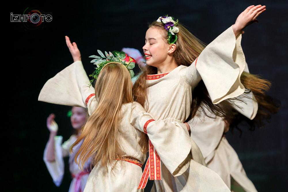 Студия танца «Вдохновение» Ижевск
