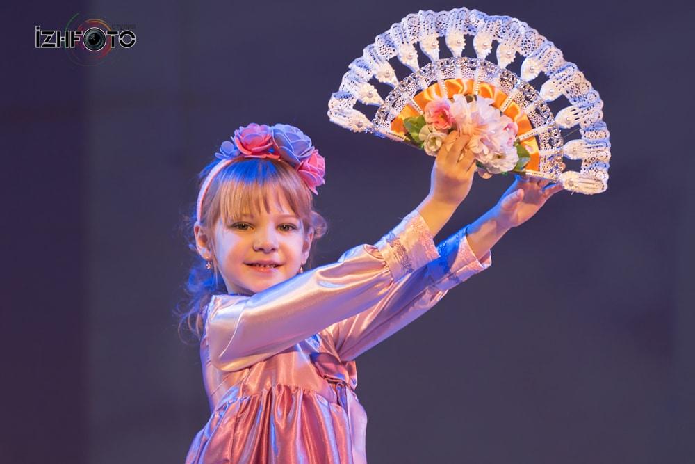 Анастасия Шаркунова 5 лет