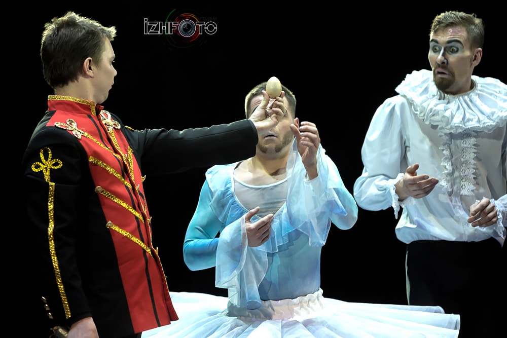 Фестиваль циркового искусства Ижевск 2018