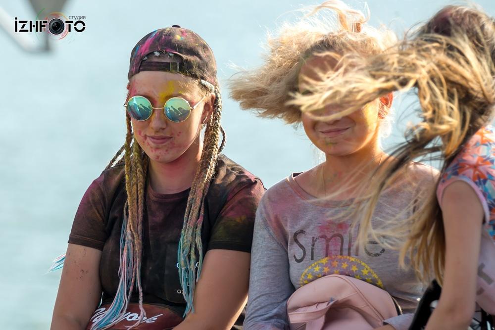 День молодежи в Ижевске