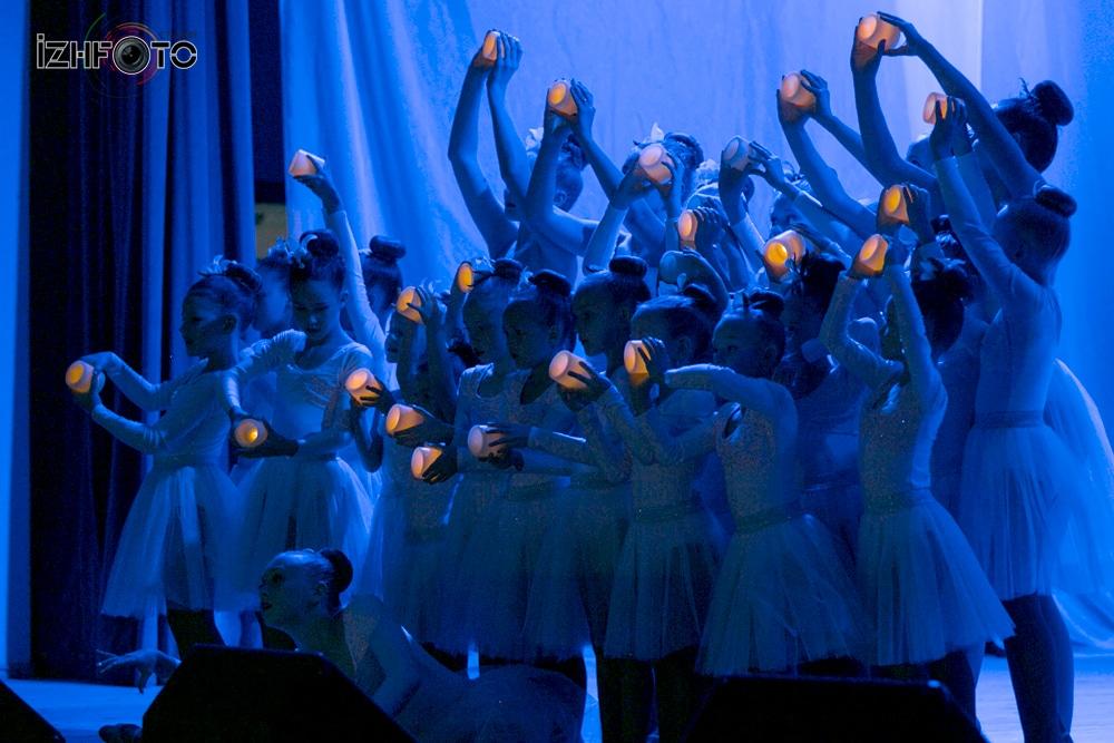 Театр танца Павлин Ижевск