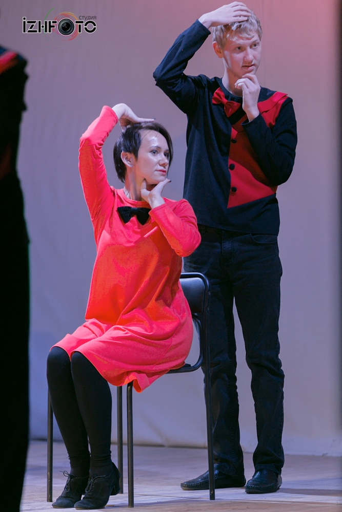 Шаг-Вдох (студия танца Бродвей)