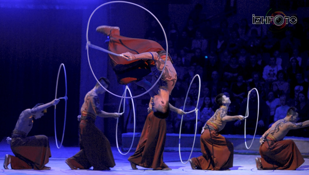 Фестиваль циркового искусства Ижевск 2017