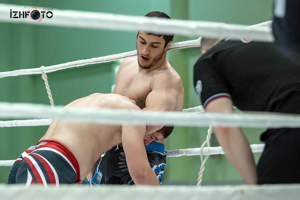 Соревнования ММА Ижевск