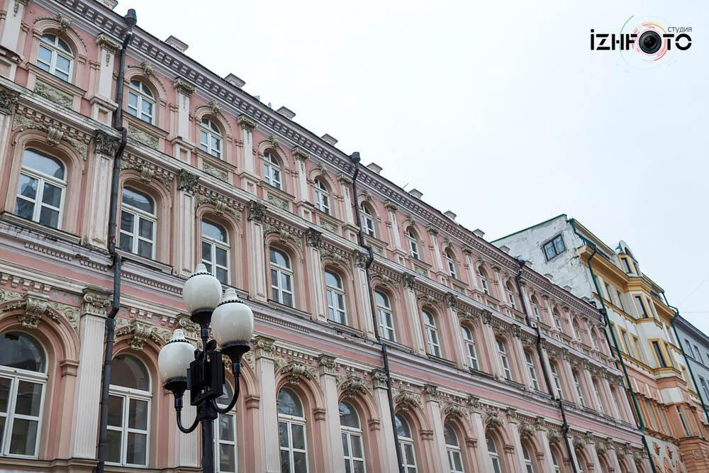 Арбат Москва фото