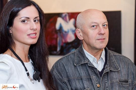 Выставка Екатерины Царёвой