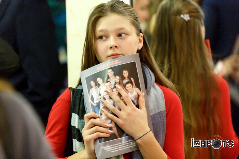 Подиумное шоу Олега Ажгихина Фото Ижевск