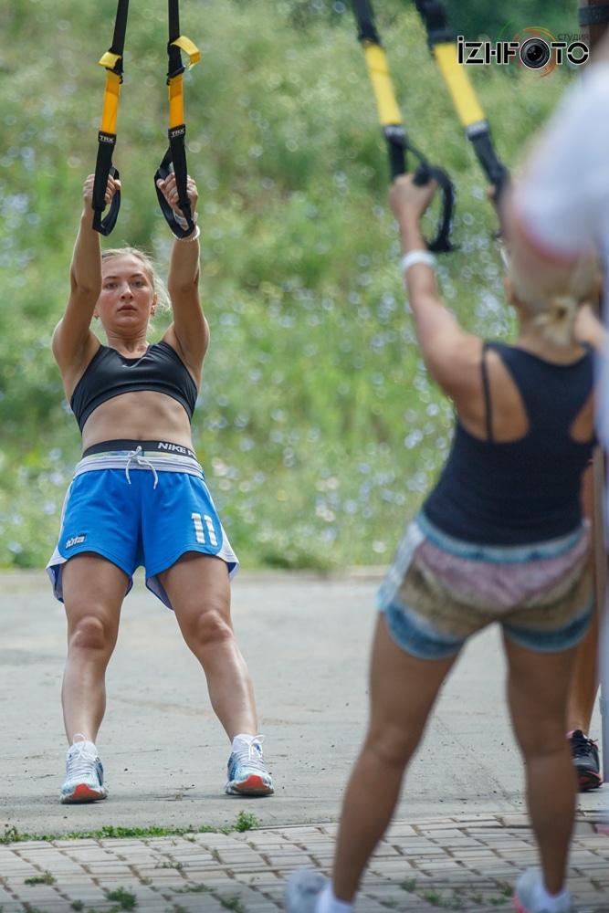 TRX Тренировки в Ижевске
