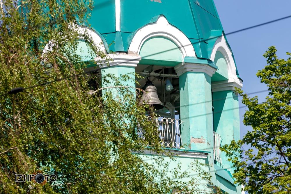 Церкви Ижевск Фото