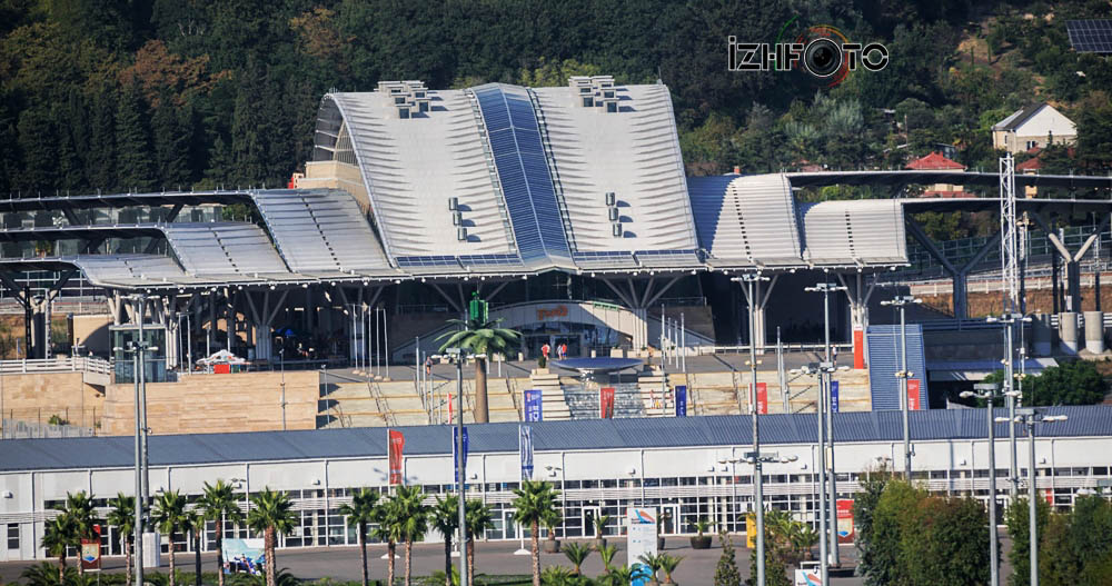 Олимпийский парк Адлер Фото