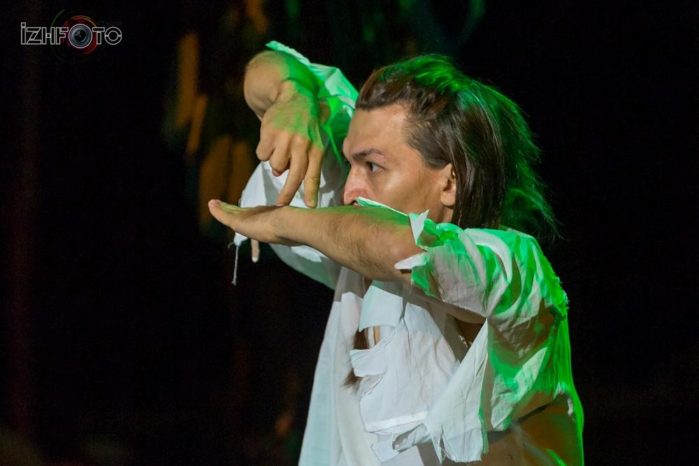 Молчи и танцуй Ижевск