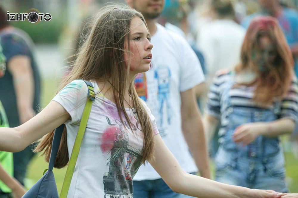 Фестиваль Красок Ижевск фото