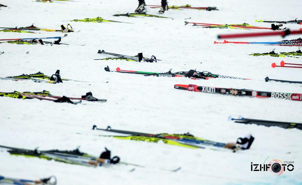 Лыжный спорт в Ижевске