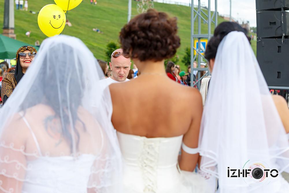 Марафон невест 2017 в Ижевске