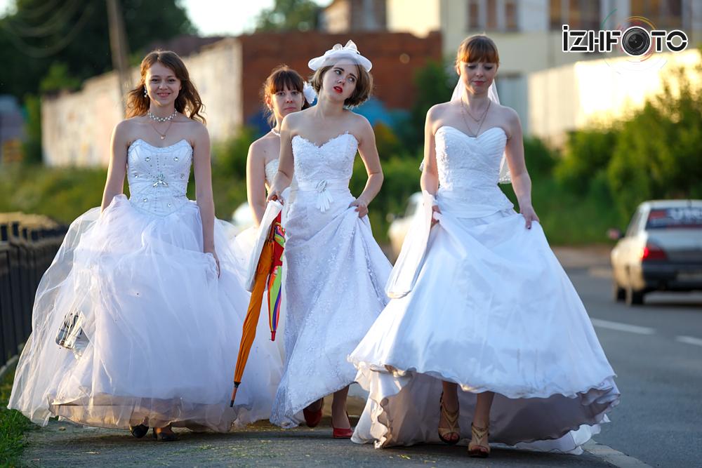 Невесты устали
