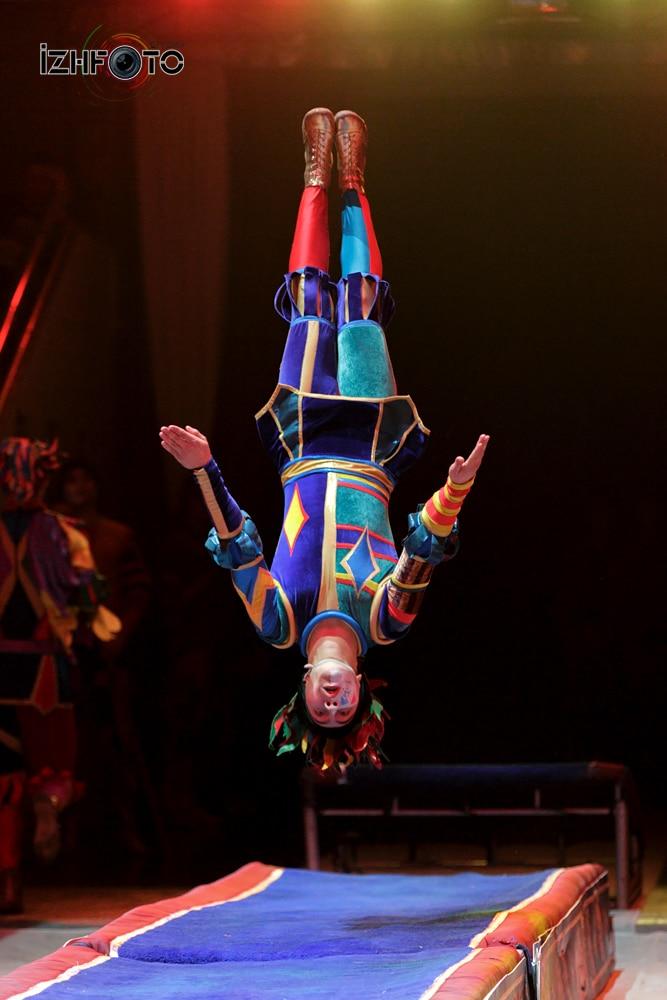 Представление для детей цирк Ижевск