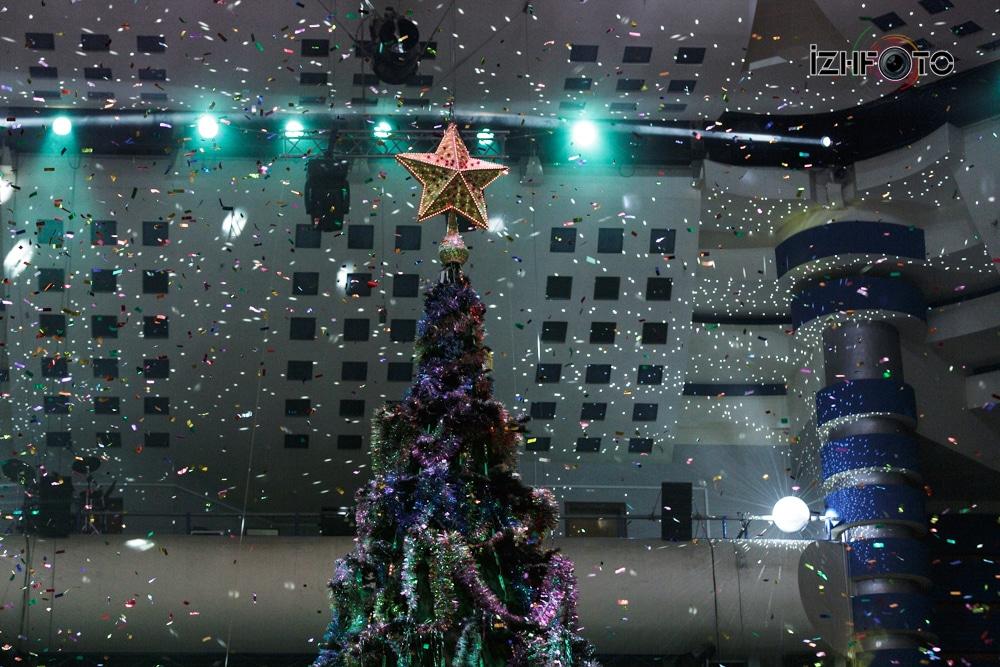 Новый год цирк Ижевск