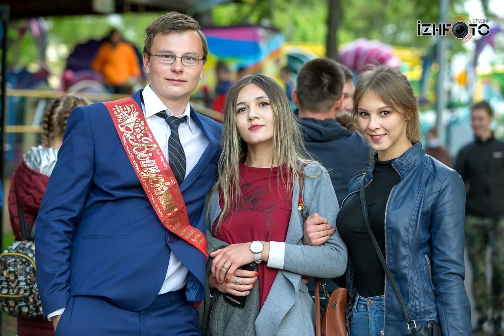 Выпускники Ижевска
