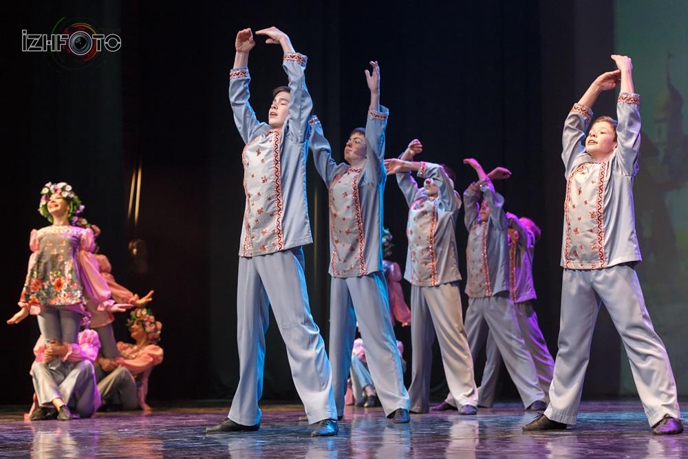 Театр танца «Веснушки» - «Сказочная Русь»