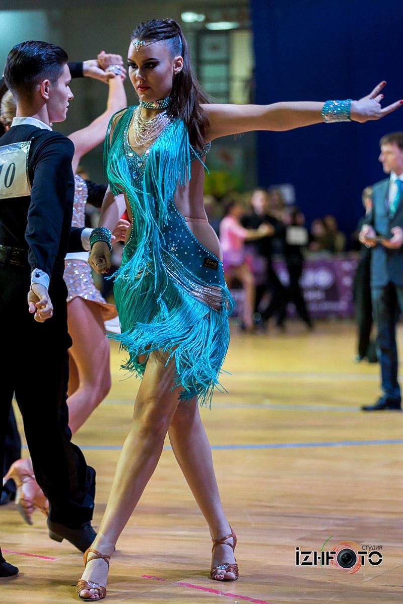 Танцы латиноамериканской программы