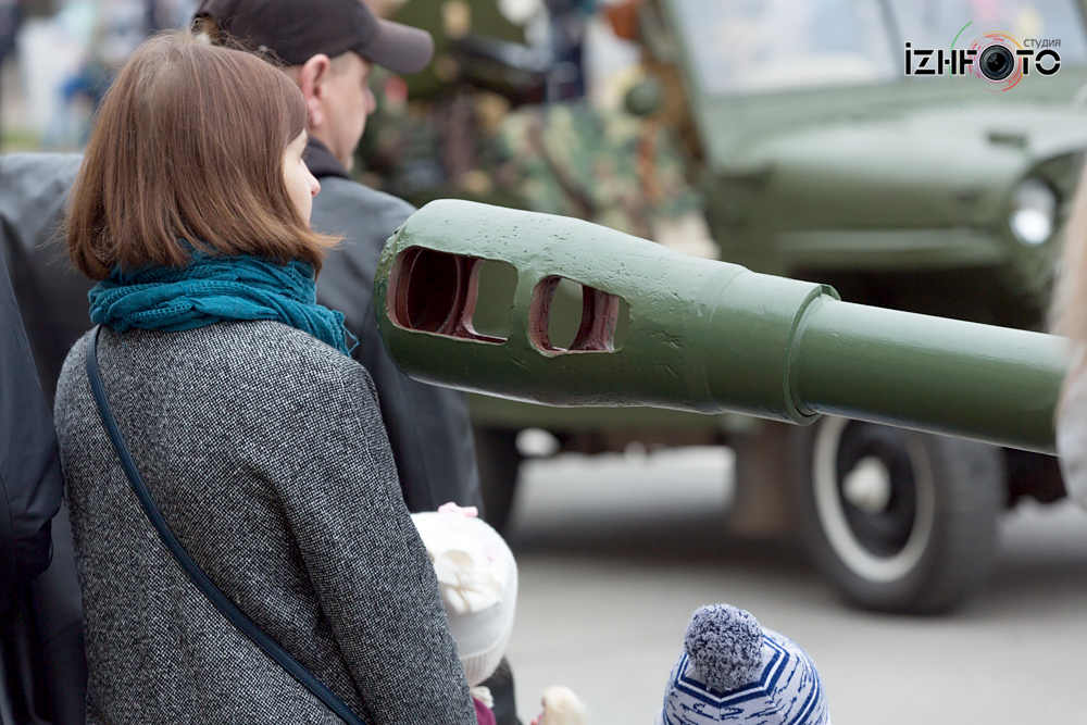 День Победы Ижевск