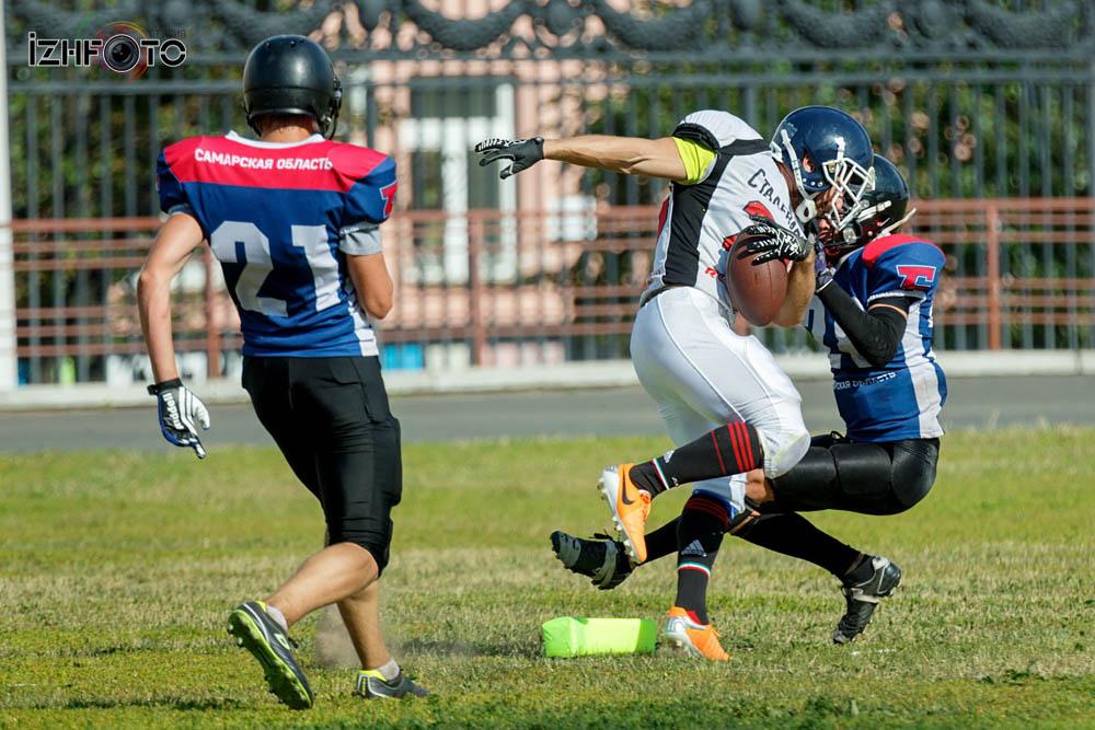 Американский футбол Ижевск Фото