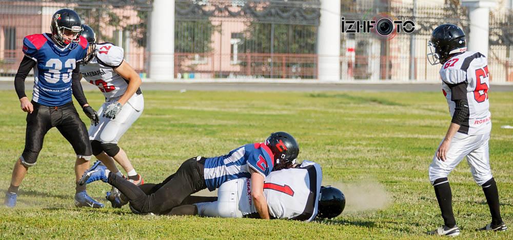 Американский футбол игра