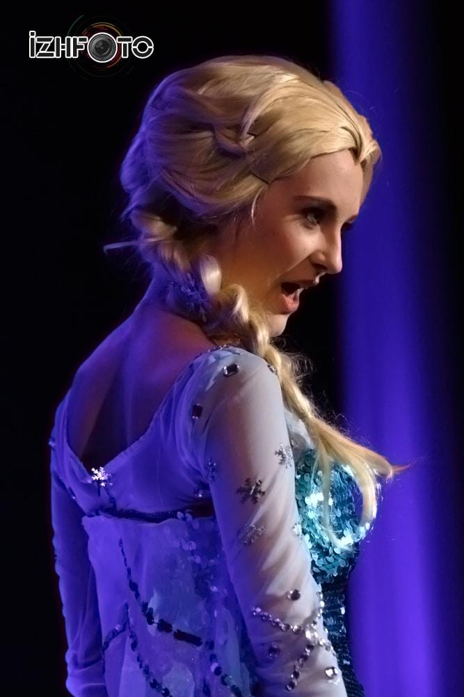 Elsa - м/ф Frozen - Trivilian Ижевск
