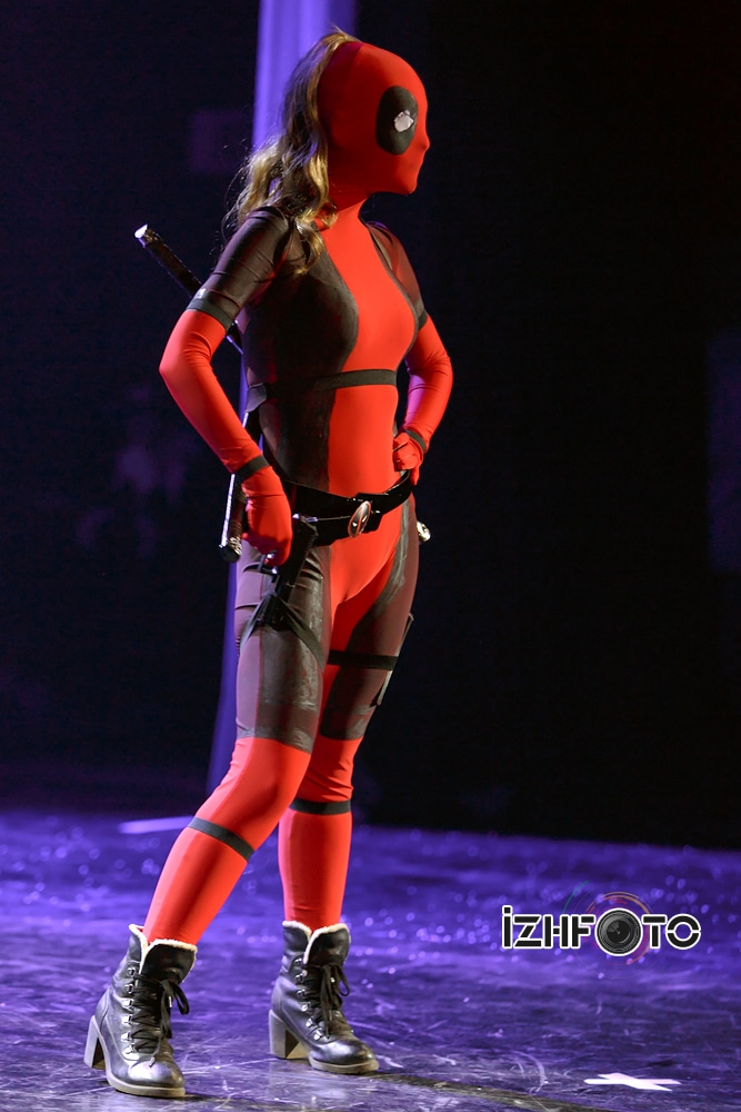 Ladypool комикс Deadpool: Merc With a Mouth - Nachruf
