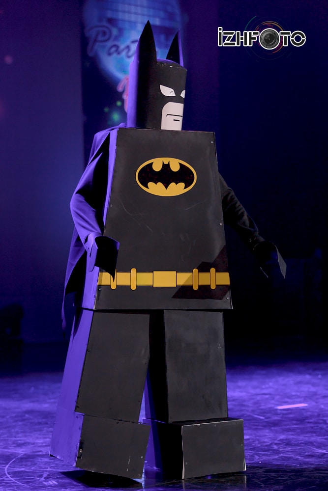 Lego Batman - фильм Lego movie - Battletoad Ижевск