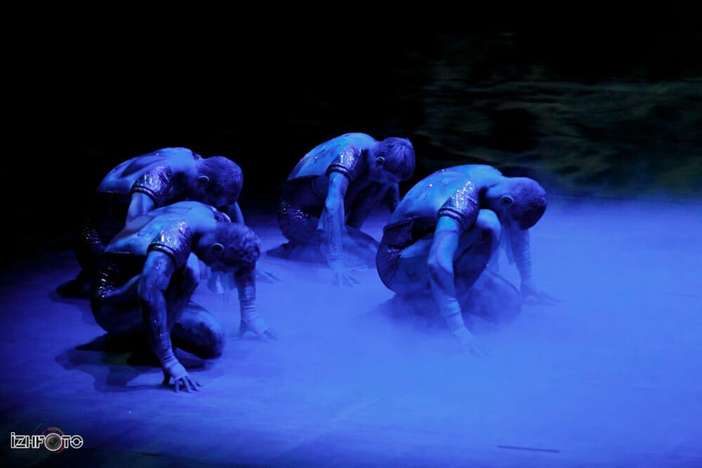 Акробатическая группа Атлантис из Киева