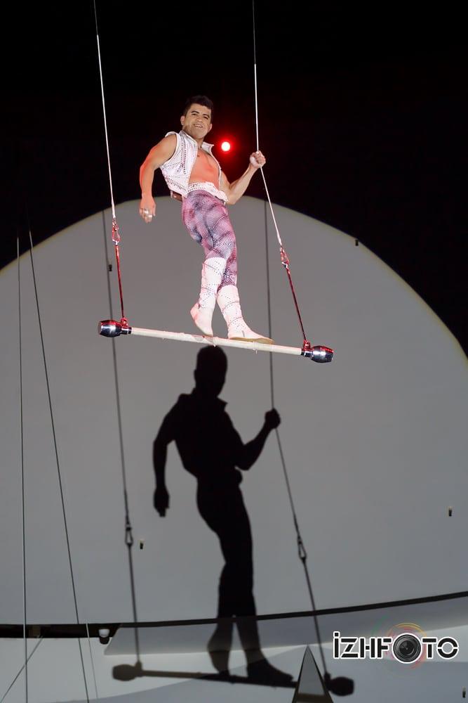 Ижевский цирк Фото