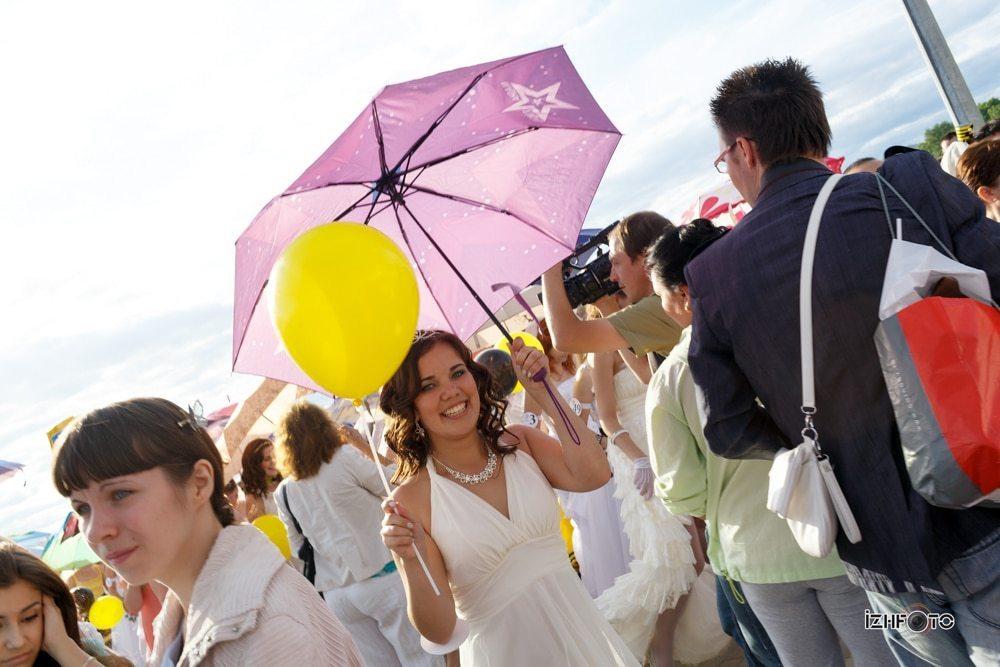 Марафон невест Ижевск 2014
