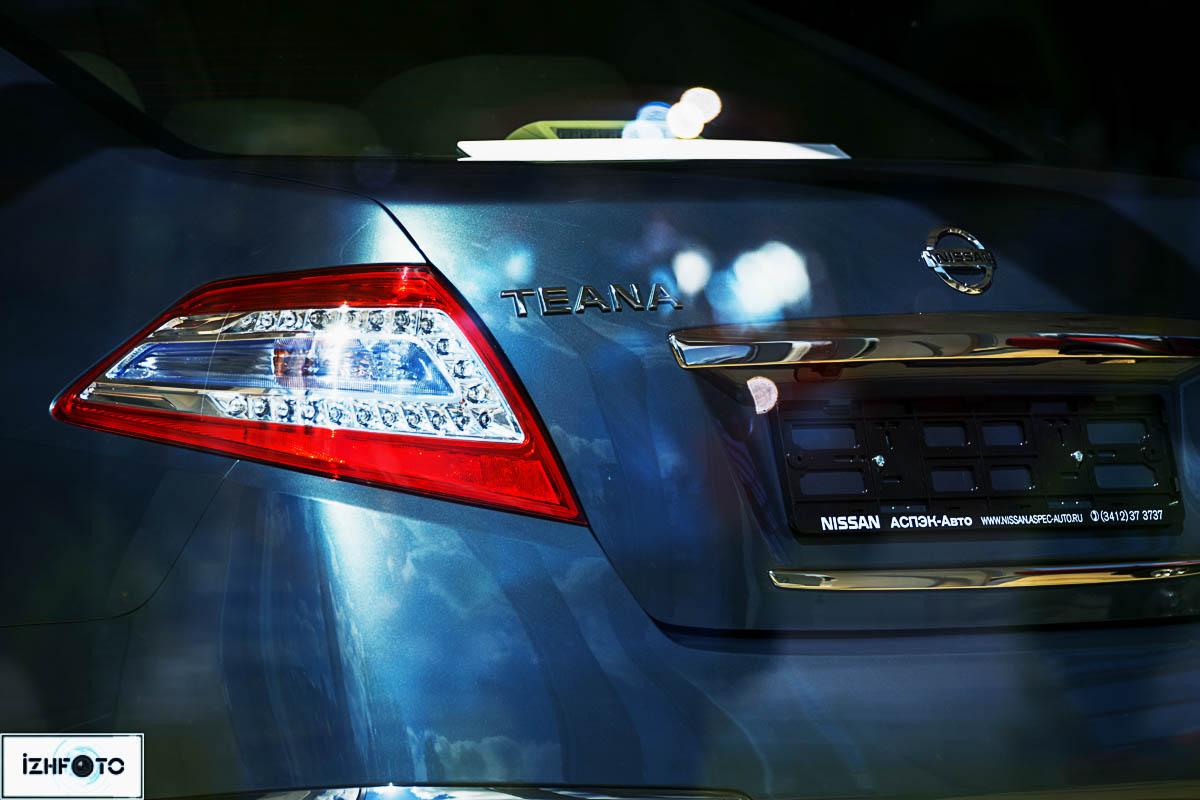 Автосалон Nissan, Ижевск