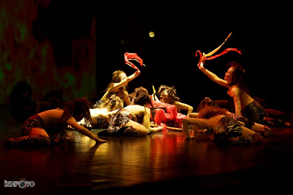 Ансамбль танца Атлантида Фото