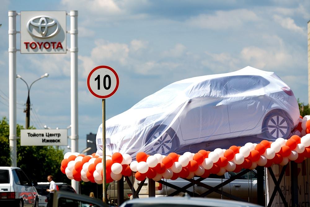 Автосалон Киа в Ижевске