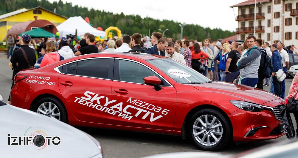 ИТС-Авто официальный дилер Mazda в Ижевске