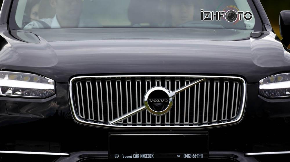 Volvo В Ижевске